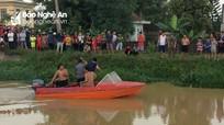 Tìm kiếm người đàn ông nghi rơi xuống sông mất tích