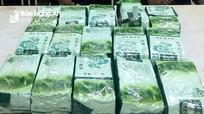Nghệ An: Triệt phá đường dây mua bán ma túy xuyên quốc gia, thu giữ 15kg ma túy đá