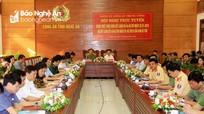 Tướng Nguyễn Hữu Cầu: Đề nghị siết chặt đào tạo, sát hạch lái xe nhằm kìm hãm tai nạn giao thông