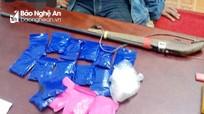 Khen thưởng chuyên án bắt con nghiện vận chuyển, tàng trữ lượng lớn ma túy