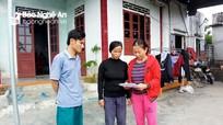 Cặp vợ chồng ở Nghệ An ôm 3 tỷ đồng tiền vay của dân rồi bỏ trốn