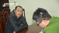 Trường 'con' Nam Định và người tình bị bắt vì mua bán ma túy ở Nghệ An