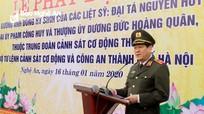 'Gương anh dũng hy sinh của 3 đồng chí công an đã góp phần tô thắm thêm lá cờ đỏ sao vàng'