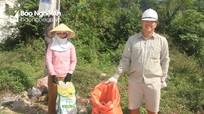 Cặp vợ chồng lo chuyện 'bao đồng' ở Nghệ An