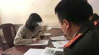 Xử lý cô gái tung tin sai sự thật về dịch bệnh nCoV trên địa bàn Nghệ An
