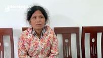 Người đàn bà U50 đột nhập vào nhà hàng xóm trộm hơn 37 triệu đồng