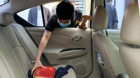 Đối tượng chuyên đập kính ô tô trộm tài sản ở TP. Vinh sa lưới