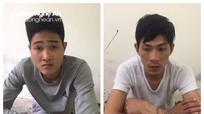 Khởi tố 4 đối tượng thực hiện 20 vụ cướp giật tài sản của phụ nữ ở Nghệ An