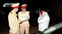 Người đàn ông Thanh Hóa bị phạt 35 triệu đồng vì không chấp hành kiểm tra của CSGT Nghệ An