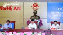 Nghệ An kiến nghị nhiều nội dung tại 'hội nghị Diên Hồng' Thủ tướng với doanh nghiệp
