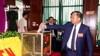 39 đồng chí được bầu vào Ban Chấp hành Đảng bộ huyện Yên Thành khóa XXVII, nhiệm kỳ 2020-2025