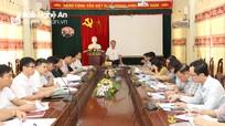 Giám sát việc thực hiện các Nghị quyết của HĐND tỉnh tại huyện Tân Kỳ