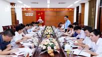 TP. Vinh kiến nghị ban hành Nghị quyết đặc thù, tạo động lực cho thành phố phát triển
