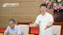 Chủ tịch UBND tỉnh Nghệ An: Tháo gỡ điểm nghẽn, chọn vùng, ngành trọng điểm để đầu tư phát triển