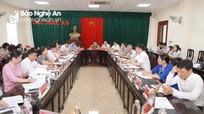 Chủ tịch UBND tỉnh Nguyễn Đức Trung tiếp công dân định kỳ tháng 6