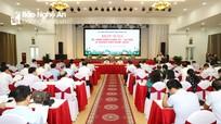 UBND tỉnh Nghệ An họp báo tình hình kinh tế - xã hội 6 tháng đầu năm 2020