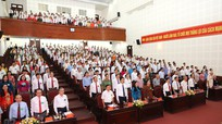Khai mạc Đại hội đại biểu Đảng bộ thành phố Vinh, nhiệm kỳ 2020 - 2025