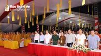 Đại lễ cầu siêu, tưởng niệm các Anh hùng liệt sĩ tại Nghĩa trang liệt sĩ Việt - Lào