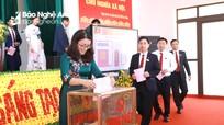 Đại hội đại biểu Đảng bộ huyện Nghĩa Đàn nhiệm kỳ 2020 - 2025 khai mạc phiên chính thức