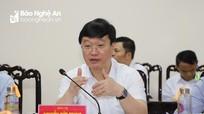 Chủ tịch UBND tỉnh Nguyễn Đức Trung tiếp công dân định kỳ tháng 8
