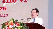 Chủ tịch UBND tỉnh Nguyễn Đức Trung: Nâng cao vai trò kết nối, thúc đẩy doanh nghiệp phát triển