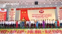Danh sách Ban Chấp hành Đảng bộ, BTV Đảng ủy Khối Doanh nghiệp tỉnh Nghệ An, nhiệm kỳ 2020 - 2025