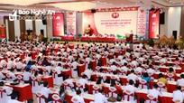 Phiên chính thức Đại hội đại biểu Đảng bộ Khối Doanh nghiệp tỉnh Nghệ An, nhiệm kỳ 2020 - 2025