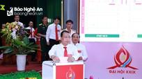 Danh sách Ban Chấp hành Đảng bộ, Ban Thường vụ Huyện ủy Nghi Lộc nhiệm kỳ 2020 - 2025