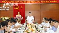 Chủ tịch UBND tỉnh: Thành phố Vinh 'đang mặc một cái áo quá chật chội, cần phải thay áo mới'