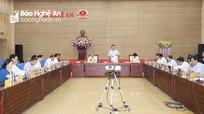 UBND tỉnh Nghệ An thống nhất cơ chế chính sách đặc thù hỗ trợ huyện Nam Đàn