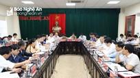 Chủ tịch UBND tỉnh Nghệ An tiếp công dân định kỳ tháng 10