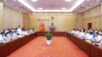 UBND tỉnh Nghệ An làm việc với Tổng Công ty Điện lực miền Bắc