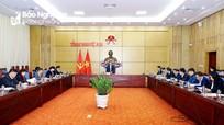 Nghệ An: Ban Chỉ đạo Quy chế dân chủ cơ sở đánh giá công tác năm 2020