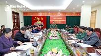 Hội đồng Giáo dục quốc phòng và an ninh tỉnh triển khai nhiệm vụ năm 2021