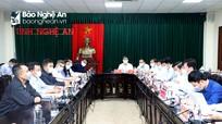 Chủ tịch UBND tỉnh đối thoại với các công dân liên quan đến Dự án mở rộng, nâng cấp Quốc lộ 1A  