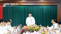 Chủ tịch UBND tỉnh: Làm tốt được '3 yên', huyện Yên Thành sẽ ngày càng phát triển
