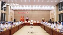 Nghệ An: Tiến độ giải ngân vốn đầu tư công vẫn còn chậm