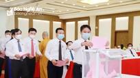 HĐND tỉnh Nghệ An bầu 32 người vào Hội thẩm nhân dân tỉnh, nhiệm kỳ 2021 - 2026