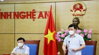 Chủ tịch UBND tỉnh: Quản lý chặt chẽ địa bàn, ngăn chặn dịch lây nhiễm từ bên ngoài