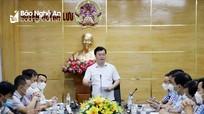 Cách ly xã hội theo Chỉ thị 16 toàn huyện Quỳnh Lưu từ 0h ngày 31/7