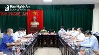 Phó Chủ tịch Thường trực UBND tỉnh tiếp công dân định kỳ tháng 8