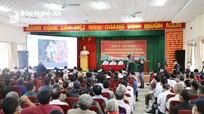 Nghệ An: Đối thoại với người dân liên quan dự án công viên sinh thái vĩnh hằng