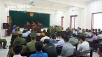 Nghệ An: Xét xử sơ thẩm vụ án tuyên truyền chống nhà nước