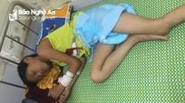 Bé trai 11 tuổi bị tổn thương não nghiêm trọng  vì uống 1 lít rượu