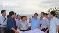 Bộ trưởng Bộ Công Thương làm việc với tỉnh Nghệ An