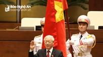 Video: Lễ tuyên thệ nhậm chức của Chủ tịch nước Nguyễn Phú Trọng