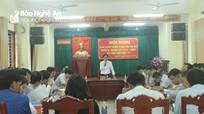Hội nghị lần thứ 17, Ban Chấp hành Đảng bộ thị xã Hoàng Mai