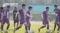 Trọng Hoàng, Văn Đức cùng dàn sao tuyển Việt Nam thoải mái trước trận Indonesia