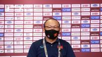 HLV Park Hang-seo: 'Tuyển Việt Nam cần phải thắng'