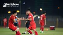 Tiến Linh: 'Trận đấu tới vô cùng khó khăn với tuyển Việt Nam'